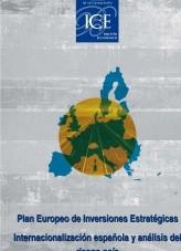 Libro Boletín Económico. Información Comercial Española (ICE). Núm. 3075 Plan Europeo de Inversiones Estratégicas, autor Ministerio de Economía y Empresa