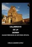 Villarroya de la Sierra. Iglesia parroquial de San Pedro apóstol