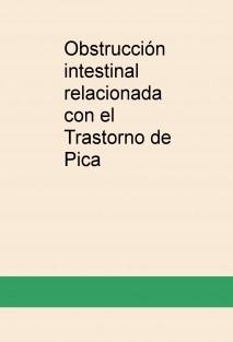 Obstrucción intestinal relacionada con el Trastorno de Pica