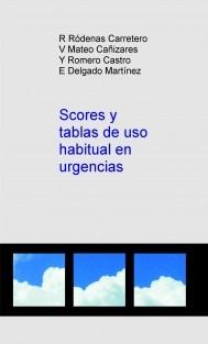 Scores y tablas de uso habitual en urgencias