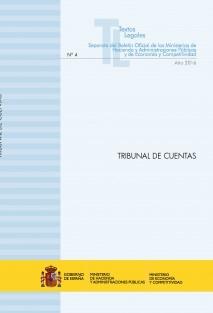 "TEXTO LEGAL Nº 4/2016 ""TRIBUNAL DE CUENTAS"" (Actualización marzo 2016)"