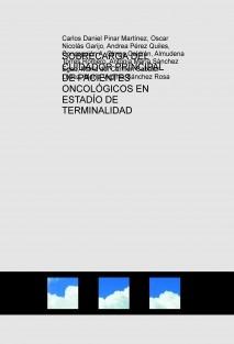 SOBRECARGA DEL CUIDADOR PRINCIPAL  DE PACIENTES ONCOLÓGICOS EN ESTADÍO DE TERMINALIDAD