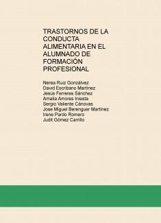 TRASTORNOS DE LA CONDUCTA ALIMENTARIA EN EL ALUMNADO DE FORMACIÓN PROFESIONAL