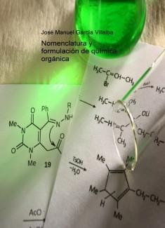 Nomenclatura y formulación de química orgánica