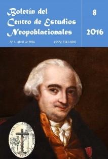Boletín del CEN nº 8 (abril de 2016)