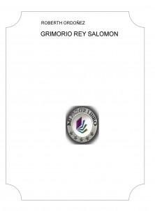 SECRETOS DEL REY SALOMON