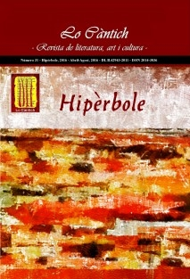 Lo Càntich - Número 31 - Hipèrbole, 2016