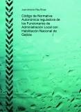 Código de Normativa Autonómica reguladora de los Funcionarios de Administración Local con Habilitación Nacional de Galicia