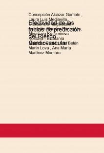 Efectividad de las tablas de predicción del Riesgo Cardiovascular