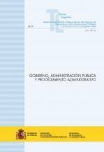 """TEXTO LEGAL Nº 9/2016 """"GOBIERNO, ADMINISTRACIÓN PÚBLICA Y PROCEDIMIENTO ADMINISTRATIVO"""" (Actualización 2 de octubre 23016)"""