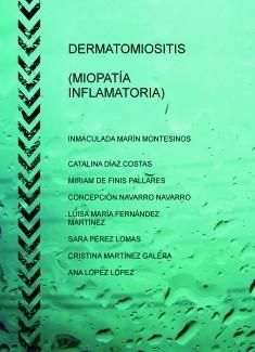 DERMATOMIOSITIS(MIOPATÍA INFLAMATORIA)