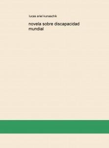 novela sobre discapacidad mundial