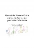 Manual de Bioestadística para estudiantes de grado de Enfermería