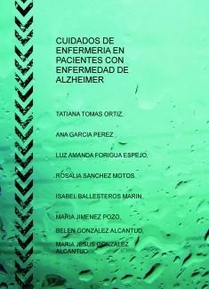 CUIDADOS DE ENFERMERIA EN PACIENTES CON ENFERMEDAD DE ALZHEIMER