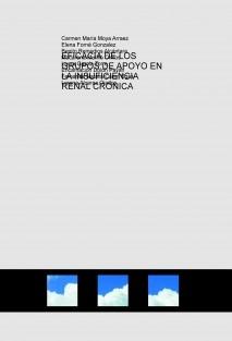 EFICACIA DE LOS GRUPOS DE APOYO EN LA INSUFICIENCIA RENAL CRONICA