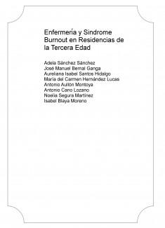 Enfermería y Sindrome Burnout en Residencias de la Tercera Edad