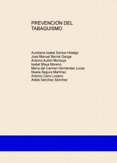 PREVENCIÓN DEL TABAQUISMO