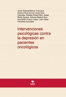 Intervenciones psicológicas contra la depresión en pacientes oncológicos