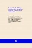 EVALUACIÓN DE DISTINTAS METODOLOGÍAS FORMATIVAS DIRIGIDAS AL PERSONAL DE ENFERMERÍA PARA LA REDUCCIÓN DE HEMOCULTIVOS CONTAMINADOS