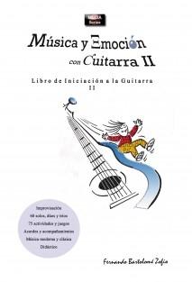 Música y emoción con guitarra II