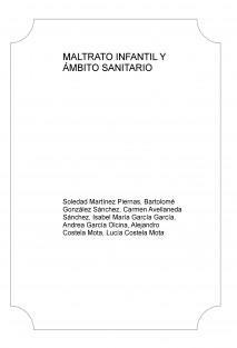MALTRATO INFANTIL Y ÁMBITO SANITARIO