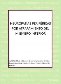 NEUROPATÍAS PERIFÉRICAS POR ATRAPAMIENTO DEL MIEMBRO INFERIOR