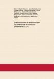 Intervenciones de enfermería en los trastornos de conducta alimentaria (TCA)