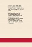 EVALUACIÓN CLÍNICA COMPARATIVA DE DOS TÉCNICAS DE OBTENCIÓN DE SANGRE PARA EL TRATAMIENTO CON PLASMA RICO EN PLAQUETAS: SISTEMA DE EXTRACCIÓN CON VACÍO TIPO PALOMETA Y CATÉTER
