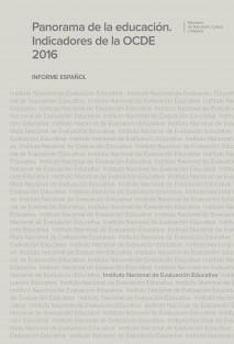Panorama de la educación. Indicadores de la OCDE 2016. Informe español