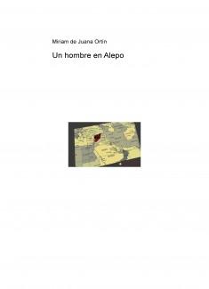 Un hombre en Alepo