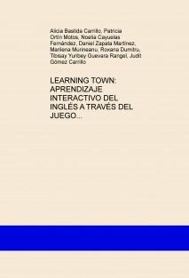LEARNING TOWN: APRENDIZAJE INTERACTIVO DEL INGLÉS A TRAVÉS DEL JUEGO