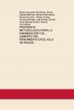 PROPUESTA METODOLÓGICA PARA LA DINAMIZACIÓN Y EL AUMENTO DEL RENDIMIENTO EN EL AULA DE INGLÉS