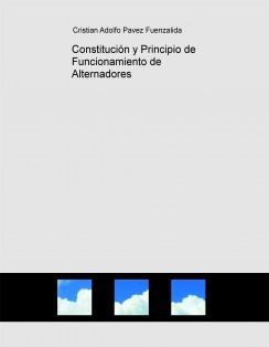 Constitución y Principio de Funcionamiento de Alternadores