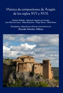 Música de autores aragoneses de los siglos XVI y XVII