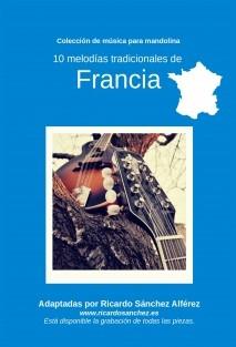 10 melodías tradicionales de Francia.
