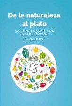 Libro De la naturaleza al plato, autor Javier de la Hoz