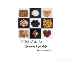 Cocina Sana By Dámaris Espíndola
