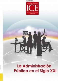 Revista de Economía. Información Comercial Española (ICE). Núm. 891. La administración pública en el siglo XXI