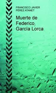 Muerte de Federico García Lorca