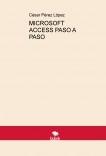 MICROSOFT ACCESS PASO A PASO