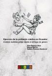 Ejercicio de la profesión médica en Ecuador. Análisis multidisciplinar desde el enfoque de género