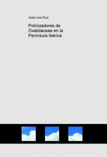 Polinizadores de Oxalidaceae en la Península Ibérica