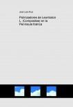 Polinizadores de Leontodon L. (Compositae) en la Península Ibérica