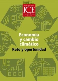 Revista de Economía. Información Comercial Española (ICE). Núm. 892. Economía y cambio climático: reto y oportunidad