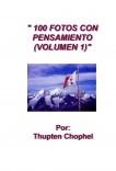 100 FOTOS CON PENSAMIENTO (VOLUMEN 1)