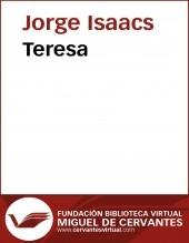 Libro Teresa, autor Biblioteca Miguel de Cervantes