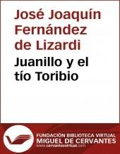 Libro Juanillo y el tío Toribio, autor Biblioteca Miguel de Cervantes