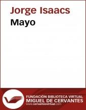 Libro Mayo, autor Biblioteca Miguel de Cervantes