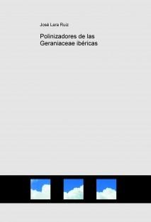 Polinizadores de las Geraniaceae ibéricas