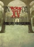 Un rock del XV - Guía de personajes